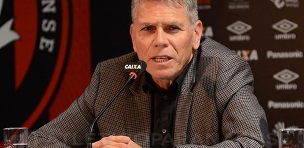 Autuori pediu demissão nessa semana por discordar de decisões da diretoria do clube - Site oficial Atlético-PR