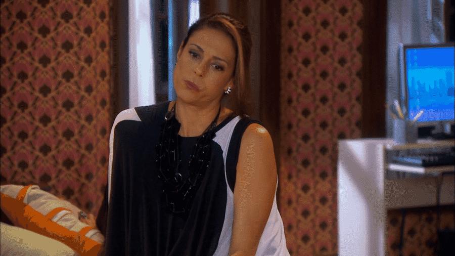 Carmen (Giovanna Gold) em cena de Chiquititas (Reprodução / SBT) - Reprodução / Internet