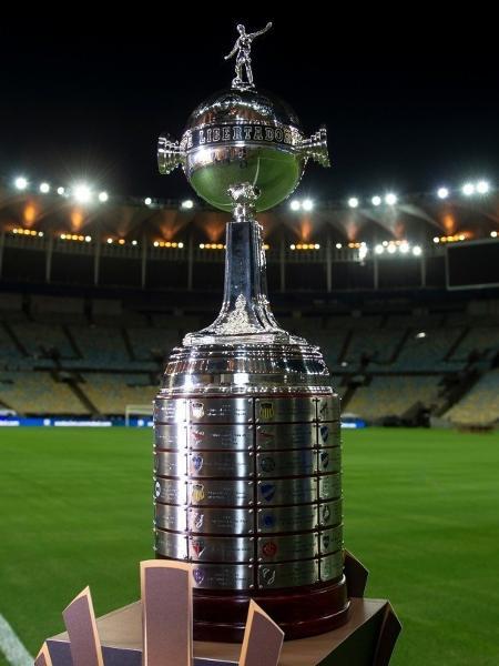Cobiçada taça da Libertadores; competição começa na próxima semana                       - TWITTER CONMEBOL