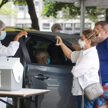 Vacinação reduz pela metade morte entre idosos com mais de 80 anos - Reprodução