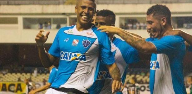 Artilheiro da Série B, Bergson negociou com o Botafogo, mas fechou com o Atlético-PR - Foto: Divulgação/Paysandu