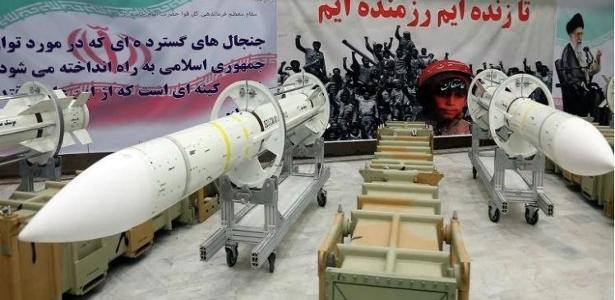 Em 2015, o Irã desistiu de avançar com seu programa de enriquecimento de urânio a 20% em um acordo assinado com potências mundiais. - Foto: HO / IRANIAN DEFENCE MINISTRY / AFP