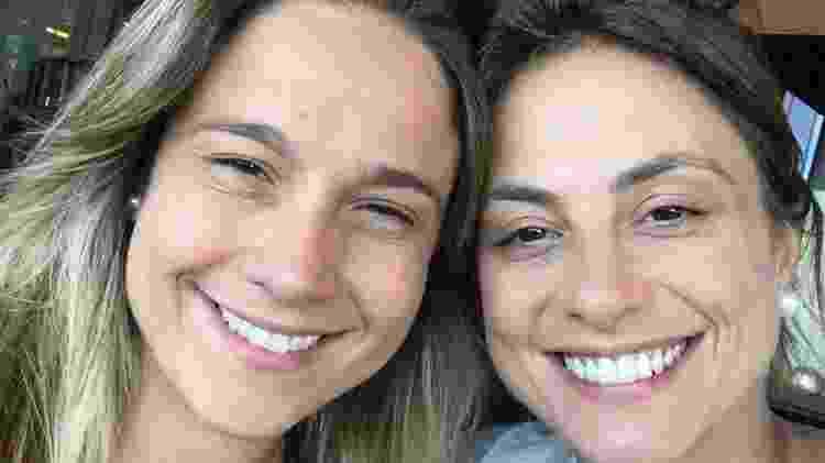 Fernanda Gentil e Priscila Montandon estão juntas desde 2016 - Foto: Reprodução/ Instagram -  -