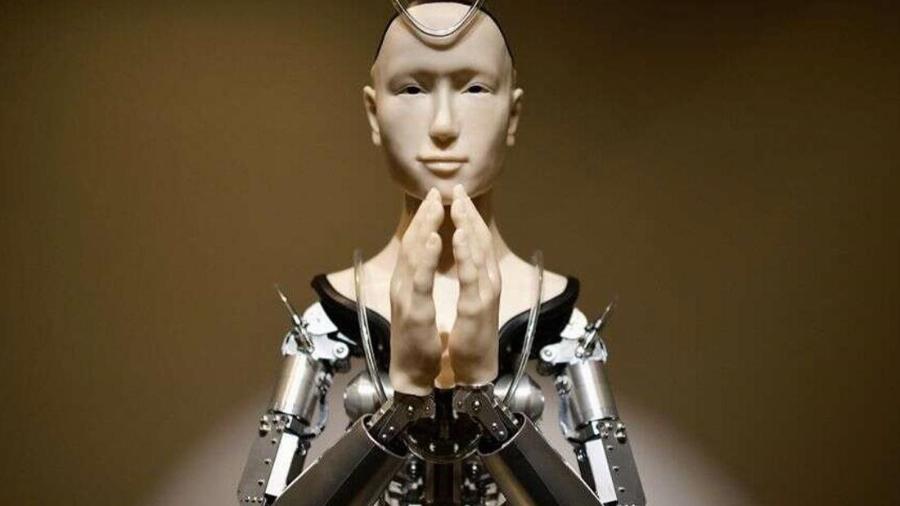 No Japão, templo budista de 400 anos introduz robô como pregador - Foto: reprodução