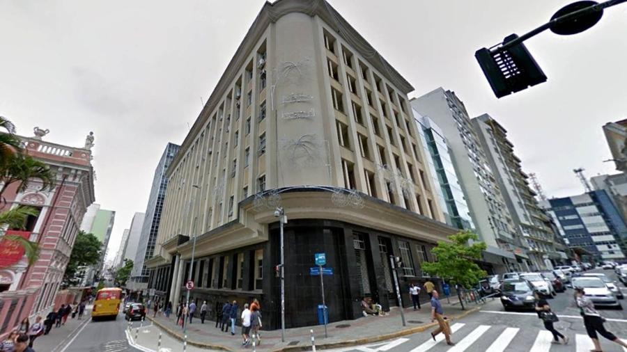 Sede da prefeitura de Florianópolis (SC) - Google Street View
