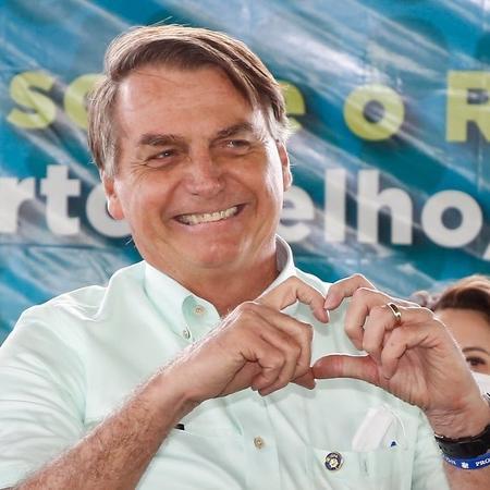 Bolsonaro tem declarado que não teme resultado da CPI da Covid - Palácio do Planalto/Anderson Riedel