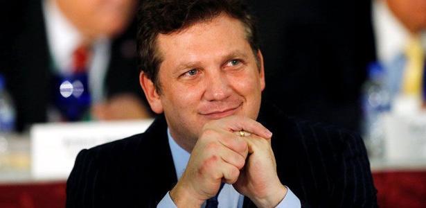 O economista paraguaio Alejandro Domínguez é o atual presidente da Conmebol