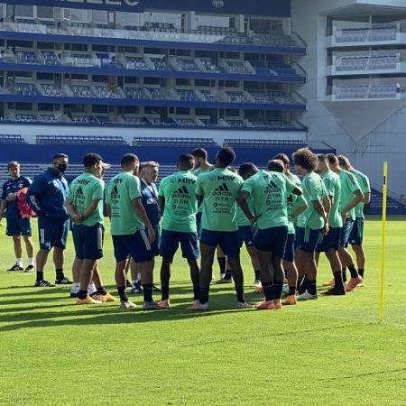 Com mais um novo caso de covid-19, Flamengo prepara bateria de testes nesta sexta