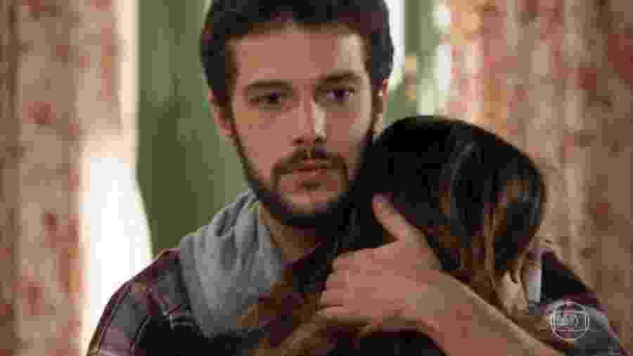 Giovanni (Jayme Matarazzo) em Haja Coração (Reprodução/TV Globo). - Reprodução / Internet