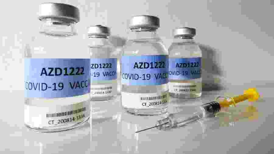 vacina de oxford-astrazeneca - Elzbieta Krzysztof/Shutterstock
