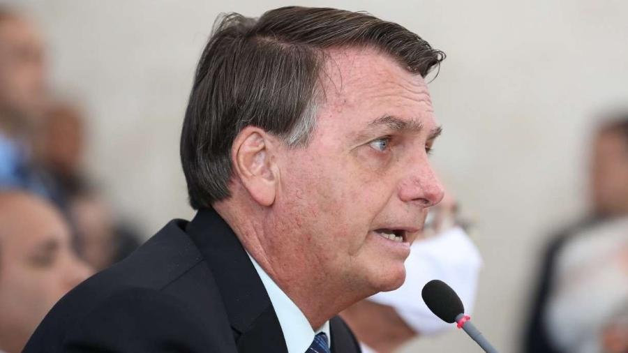 """Advogados criam """"disque-denúncia"""" para processar quem critica Bolsonaro -                                 MARCOS CORREA/PR"""