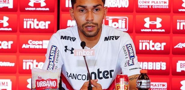 Petros evita traçar metas para o São Paulo neste Brasileiro
