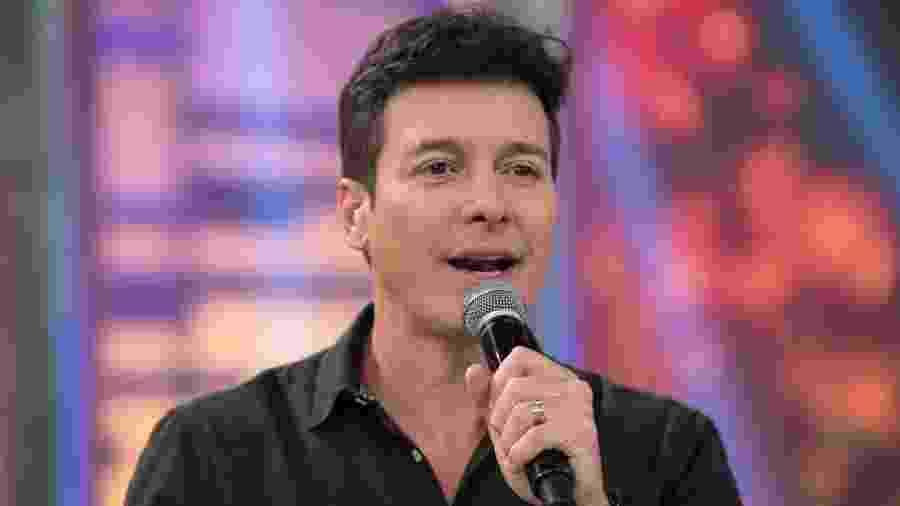 Rodrigo Faro embarcará para a Argentina para gravar quadro - Edu Moraes/ Record TV