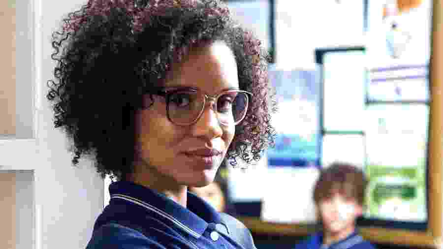 Ellen (Heslaine Vieira) em Malhação: Viva a Diferença (divulgação) - Reprodução / Internet