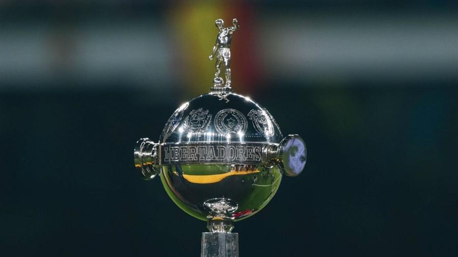 Troféu da Copa Libertadores (Reprodução) - Reprodução / Internet