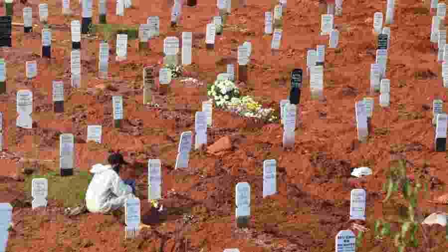 Milhões de vidas já foram perdidas no mundo por causa do novo coronavírus                              -                                 ADEK BERRY / AFP