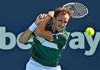 Medvedev segue firme no Miami Open; Sinner avança e pega algoz de Zverev - (Sem crédito)