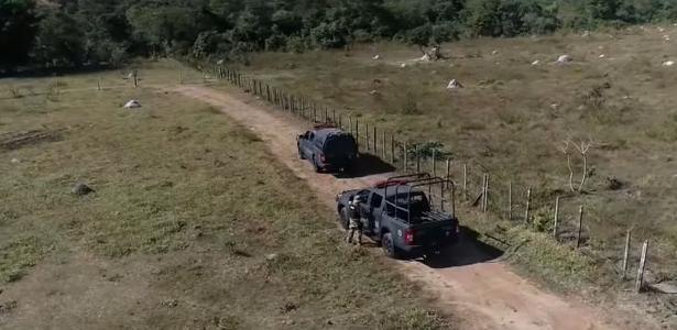 Assassino solto em GO | Em 14º dia de buscas por Lázaro, polícia encontra lençol em possível abrigo