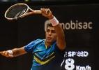 Monteiro perde para Tomic e se despede do Masters de Miami - (Sem crédito)