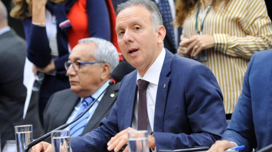 Aguinaldo Ribeiro, líder do PP, e relator da reforma tributária - Cleia Viana/Câmara dos Deputados