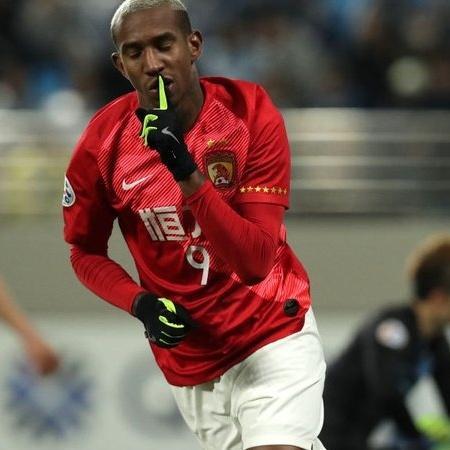 Talisca tem contrato com o Guangzhou Evergrande até junho de 2022 - GettyImages