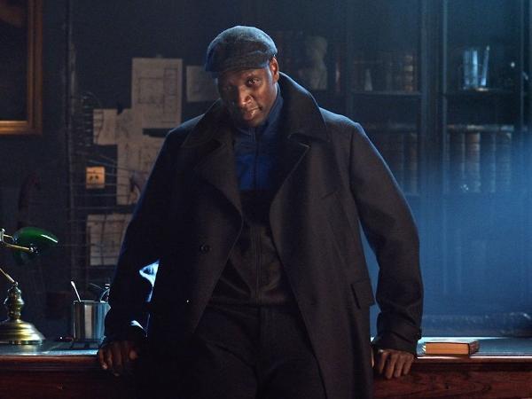 Omar Sy em 'Lupin'