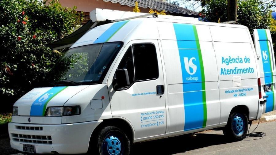 Sabesp tem lucro líquido de R$ 421,6 milhões no trimestre, queda de 65,1% - Google Maps