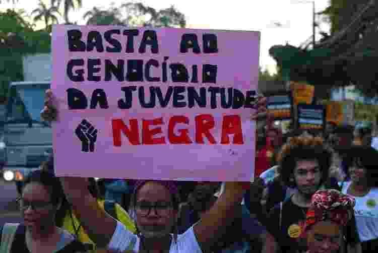 racismo - Foto: Filipe Jordão/JC Imagem                             - Foto: Filipe Jordão/JC Imagem