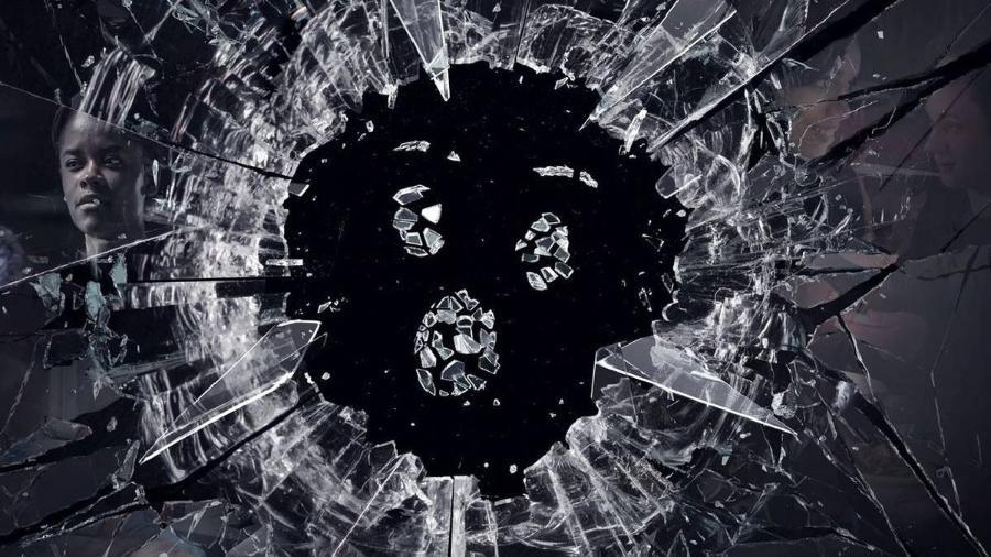 """Pôster de """"Black Mirror"""" - Reprodução / Internet"""