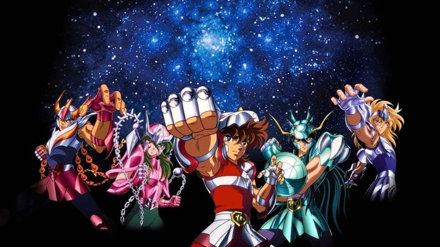Cavaleiros do Zodíaco: anime clássico será disponibilizado pela Netflix (Divulgação) - Cavaleiros do Zodíaco: anime clássico será disponibilizado pela Netflix (Divulgação)
