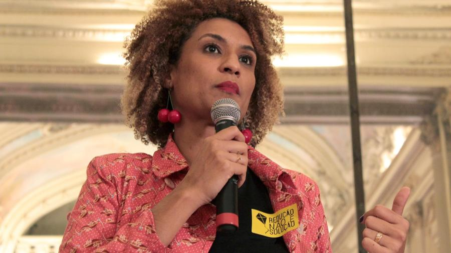 Marielle Franco (Reproduçaõ / Facebook) - Reprodução / Internet