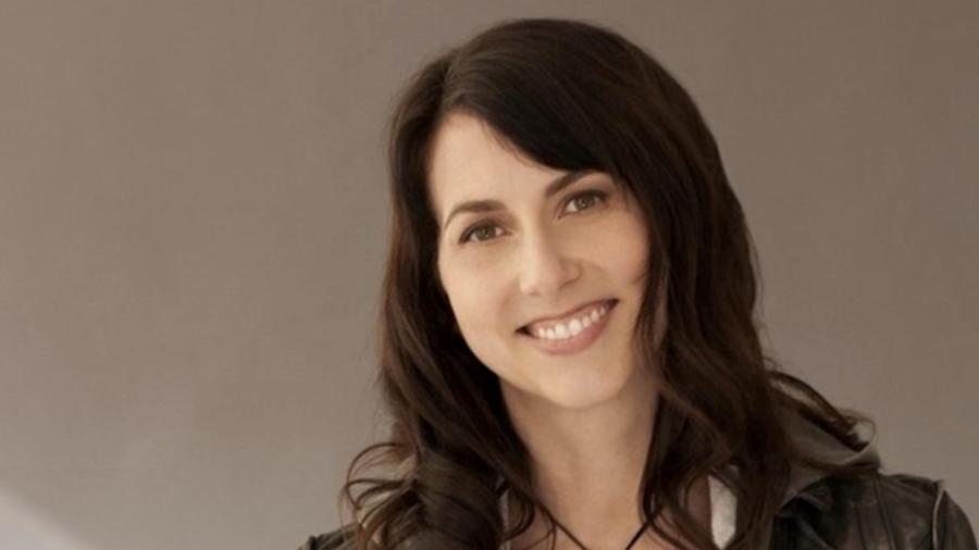 Mackenzie Scott, ex-mulher de Jeff Bezos -