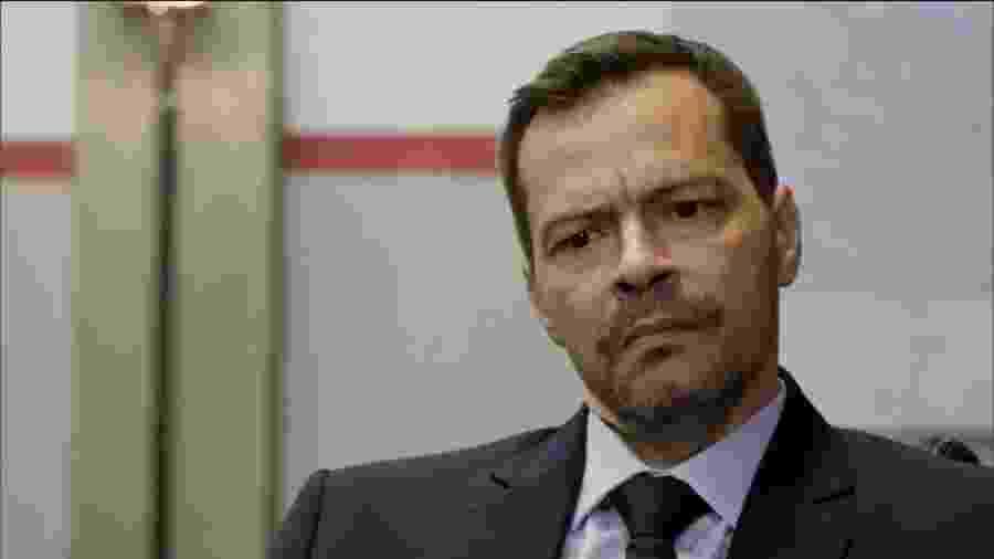 Bernardo (Heitor Martinez) em Amor Sem Igual (Reprodução/Record TV). - Reprodução/Record TV