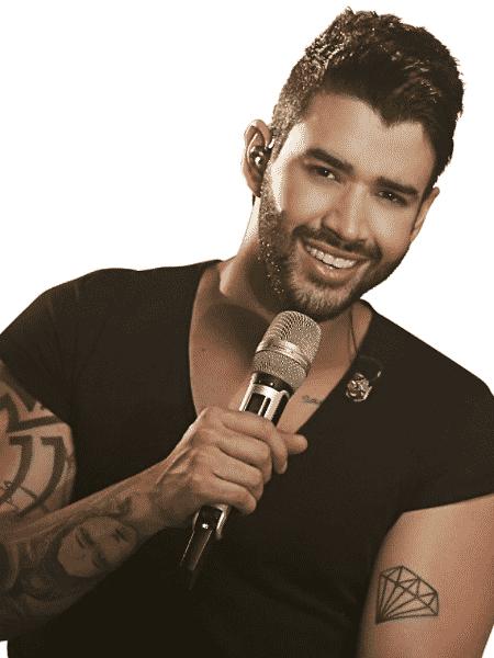 Gusttavo Lima estará no Música na Band  - ( Reprodução)