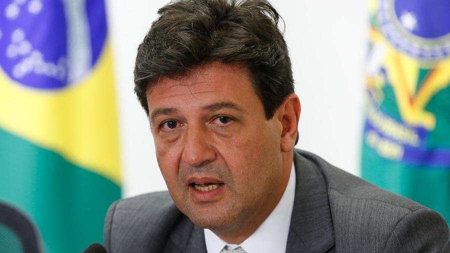 """Ex-ministro da Saúde mantém conversas com Moro e Huck de olho em 2022, mas definir nomes para chapa """"só mais à frente"""" - Carolina Antunes/PR"""