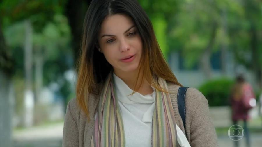 Alice (Sthefany Brito), em A Vida da Gente (reprodução/TV Globo) - Reprodução / Internet