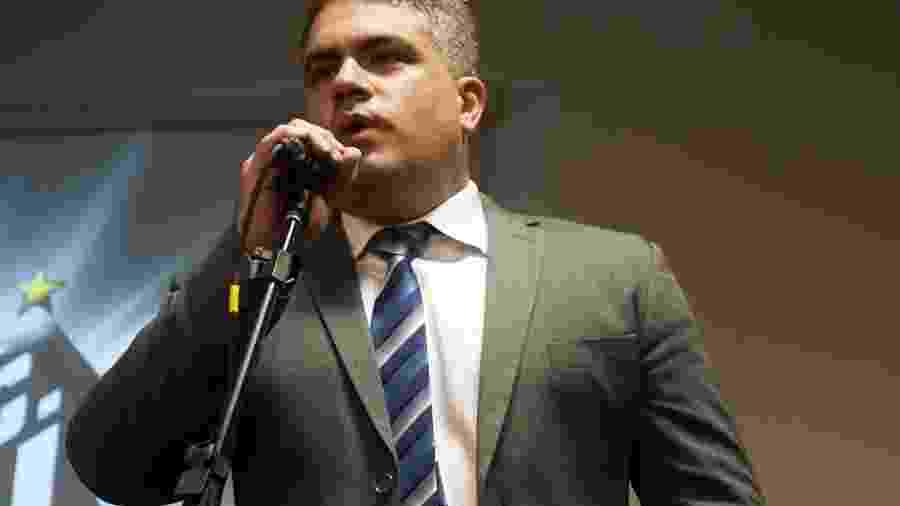 Orlando Rollo, vice-presidente do Santos - Ivan Storti/Santos