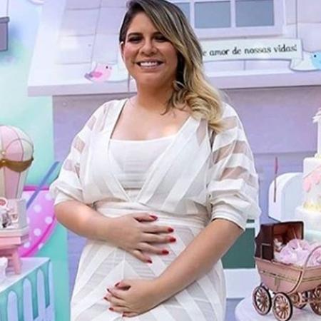 Cantora disse que não se acha bonita desde que descobriu estar grávida - Reprodução/Instagram