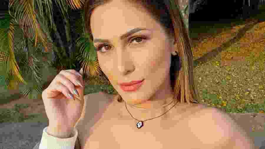 """Lívia Andrade agora é a apresentadora """"oficial"""" do """"Fofocalizando"""", do SBT  - Reprodução/Instagram"""