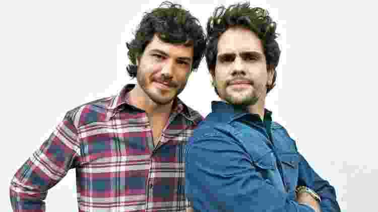 Ricardo e Ciro no Catfish Brasil, da MTV: programa será exibido dentro do Domingo Espetacular, da Record (Divulgação/ MTV) - Divulgação - Divulgação