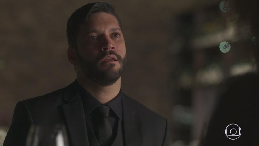 Diogo (Armando Babaioff) em Bom Sucesso (Reprodução/TV Globo). - Reprodução/TV Globo