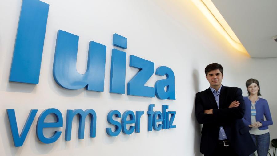 Frederico Trajano, presidente executivo do Magazine Luiza. - Paulo Whitaker/Reuters