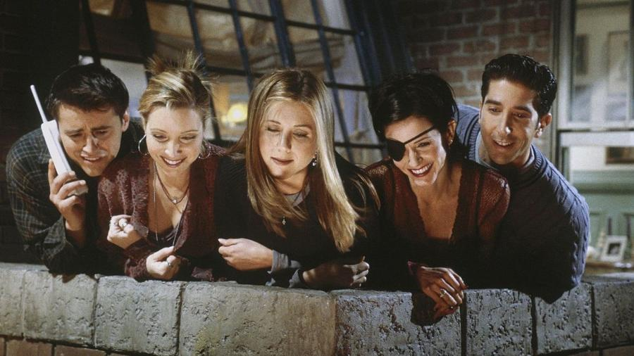Friends é uma das atrações que devem ganhar novos donos - Reprodução / Internet