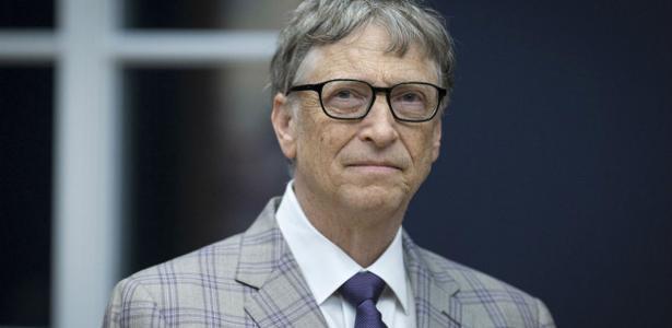 Bill Gates, o fundador da Microsoft, quer encontrar uma vacina universal contra a gripe