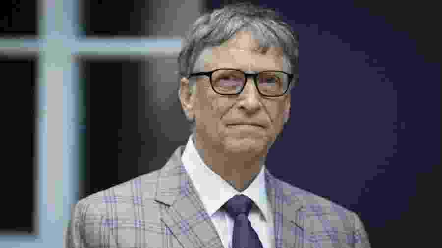 Bill Gates, o fundador da Microsoft, quer encontrar uma vacina universal contra a gripe -