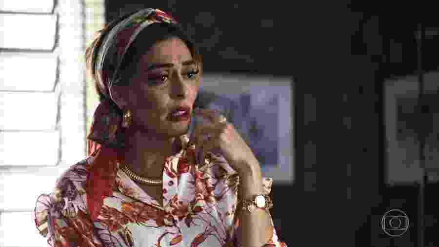Maria da Paz (Juliana Paes) em A Dona do Pedaço (Reprodução) - Maria da Paz (Juliana Paes) em A Dona do Pedaço (Reprodução)