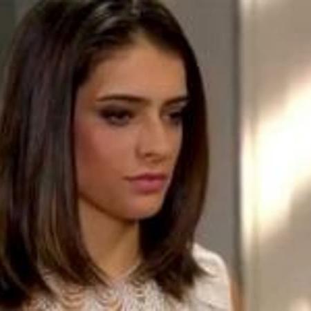 Maria Cecília (Lisandra Parede) em cena de Chiquititas (Reprodução / SBT) - Reprodução / Internet