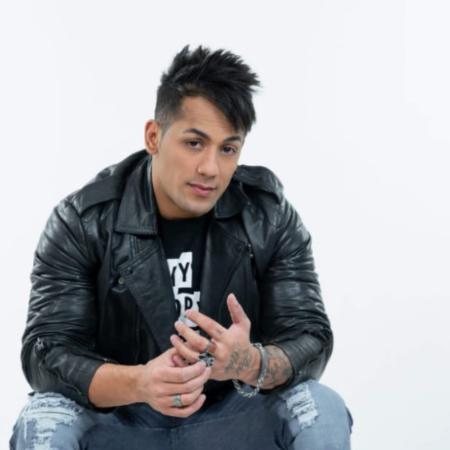 O cantor sertanejo Tiago da dupla com Hugo (FOTO: Divulgação) - Reprodução / Internet