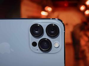 Câmera do iPhone 13 Pro - Reprodução/Apple - Reprodução/Apple