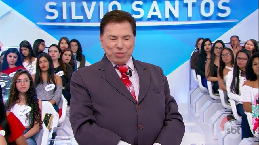 Silvio Santos vai comandar o Troféu Imprensa pela 59ª vez - Reprodução/SBT